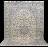 Matta, ljus Keshan, Persien, 407 x 300