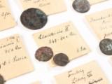 Mønter fra Antikken og Europa med mere