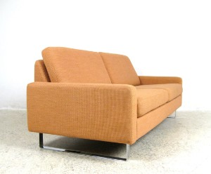 Dreier Sofa dreier sofa modell conseta design f w möller für cor sitzcomfort