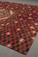 Alter Kelim, Teppich, 290 x 250 cm