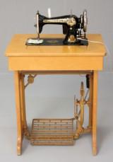 Symaskin, tidigt 1900-tal, Singer