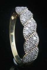 Diamond ring approx. 0.25ct
