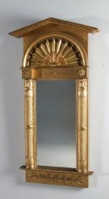 Spegel, 1800-talets första hälft