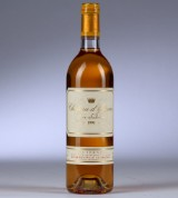 Sauternes. 1 flaske Chateau d´Yquem, 1991