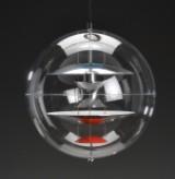 Verner Panton, loftlampe, VP-Globen Ø. 40 cm