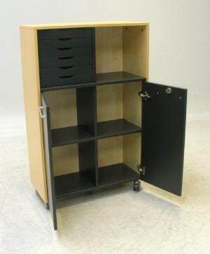 m bel dencon opbevaringsm bel p hjul dk kolding trianglen. Black Bedroom Furniture Sets. Home Design Ideas