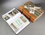 Sjælden samling postkort fra Dansk vestindien, 220 stk. Samt 'Vore gamle tropekolonier' (3)