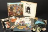Samling Beatles  og John Lennon/Yoko Ono samler LP-plader (15)
