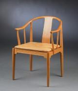 Hans J. Wegner. China chair, cherry wood