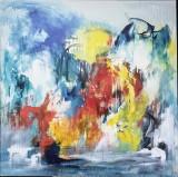 Henrik Krogsholm. Abstrakt komposition
