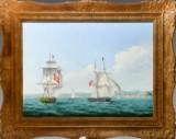 Jacob Petersen (1774-1855): 'De danske brigger