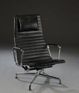 Charles Eames. Lounge hvilestol, model EA-124