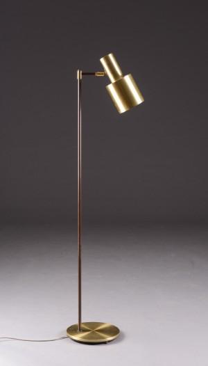 Jo Hammerborg Standerlampe Messing