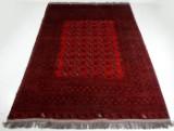 Afgansk tæppe, 340 x 248 cm.