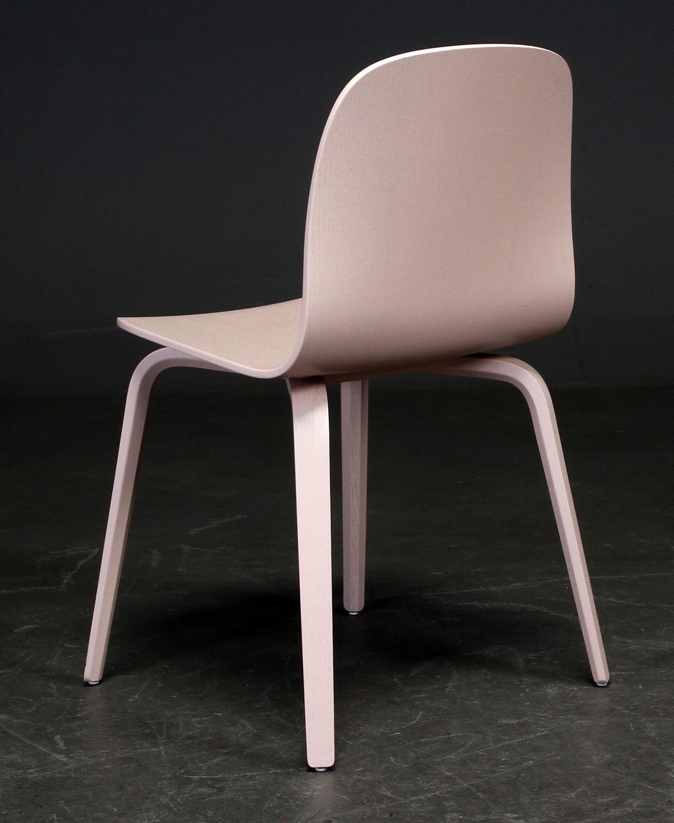 Mika Tolvanen, 'Visu. Chair', spisestuestol |