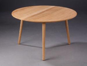 sofabord egetræ Via CPH, rundt sofabord, egetræ, model Oakland | Lauritz.com sofabord egetræ