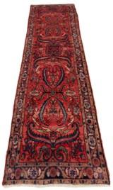 Persisk Hamadan løber 297 x 78 cm