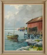 Eriksson oljemålning