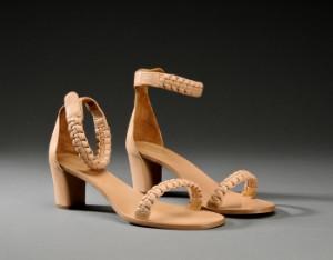98d3f2e7aedb Slutpris för Et par Chloe sandal-sko str.