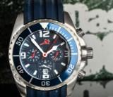Käptens Watch - Chronograph Herrenarmbanduhr - 'DAS BOOT Uhren'