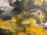 Andrzej Danielski, Acryl auf Leinwand, 'Ohne Titel'