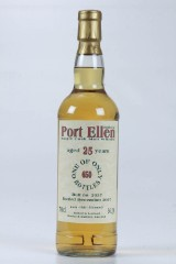Port Ellen Whisky. dist. 2007
