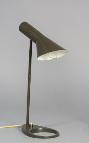 Flott Bordlamper, Louis Poulsen, AJ lampe af Arne Jacobsen (2) | Lauritz.com GS-42