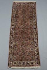 To indiske Herati løber, 73x200 og 85x193 cm. (2)