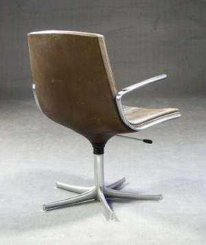 m bel preben fabricius j rgen kastholm b rosessel 39 logos 39 f r walter knoll. Black Bedroom Furniture Sets. Home Design Ideas