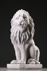 Haveskulptur, Løve