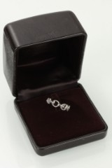 Gucci ring, 18kt white gold