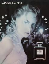 Chanel N°5 reklamedisplay Nicole Kidman