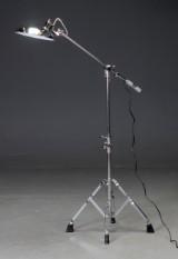 DULTON CO LDT. Standerlampe, forkrommet