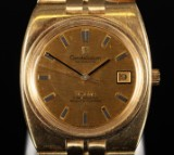 Omega Constellation automatic 18kt. gold