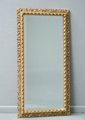 spejl med guldramme Empire stole, samt spejl med guldramme (3) | Lauritz.com spejl med guldramme
