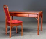 Skrivebord  og stol (2)
