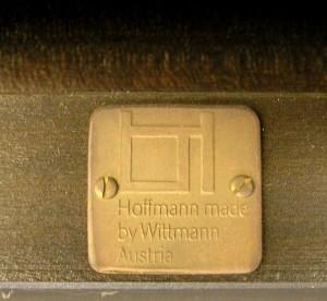 m bel josef hoffmann 1876 1956 39 cabinett 39 sitzgruppe f r wittmann wien de. Black Bedroom Furniture Sets. Home Design Ideas