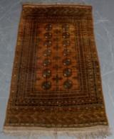 Ældre pakistansk tæppe