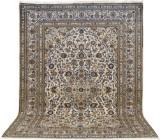 Oriental carpet, pale Keshan, 350x250 cm