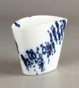Ivan Weiss for Kgl., vase, porcelæn, dessin nr. 367