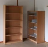 Arkivskab og reole, bøg, dansk møbelproducent (2)