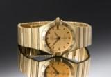 Omega Constellation, men's watch, 18 karat gold