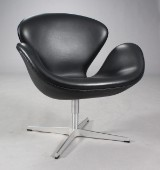 Arne Jacobsen. The Swan. Lounge chair, model 3320