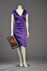 Sidse Babett Knudsen, kjole fra tv-serien 'Borgen', str. 38