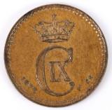 1 Öre 1876