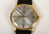 International Watch Company, herrur, 18 k guld