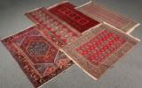Samling tæpper (5)