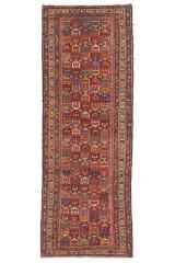 Persisk Sumak kelim, 280x100 cm.