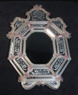 Venezianischer Spiegel der 30/40er Jahre