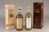 Duncan Taylor 1993, 15 års, samt Bowmore 1989 16 års whisky (2)